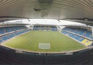 The Den, el estadio para una gran ocasión