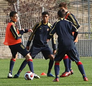 La fase final de los Territoriales determinará la lista de España para el Europeo Sub-17