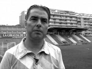 González. El técnico vitoriano destaca la buena temporada que está realizando el Sporting Mahonés - Archivo