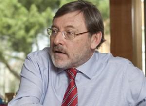 """JAIME LISSAVETZKY  """"No va a haber un incremento del gasto público. De esta reunión sale muy fortalecido todo el fútbol español"""""""