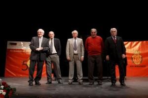 Forteza,Bolao, Oviedo, Arqué y Mir en el Teatre Principal