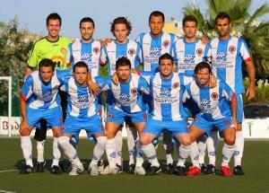 El Alcudia empata a dos con el At. Baleares