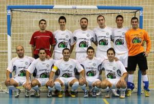 Cap de LLevant club organizador de la Copa Federación 2010 de 1ª Nacional B