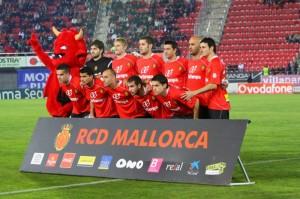 Iniciativa en Facebook para recibir el autocar del RCD Mallorca