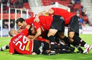 UD Almería 1-1 RCD Mallorca