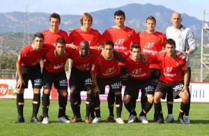 El Mallorca B pierde en Orihuela