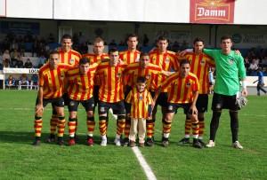 El Sant Andreu empata en casa con el Sporting