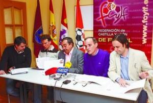 Presentación del XIX Campeonato de España de Selecciones Autonómicas Alevines