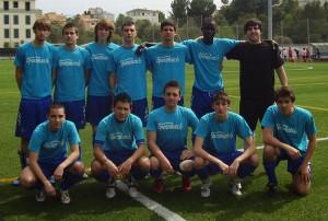 El Genova gana en Es Garroveral