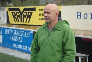 Jaime Mut entrenador del Manacor
