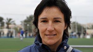Rosa Castillo, ex-jugadora del Levante
