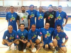 Sporting Mahones de Fútbol Sala