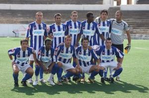 El At. Baleares celebra su campeonato de liga