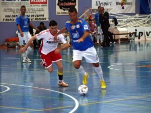 El gasifred inicial el play off ante el Burela de Lugo