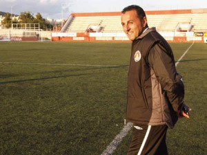 Barone denuncia a la UD Ibiza por el impago de 56.000 euros MOISÉS COPA