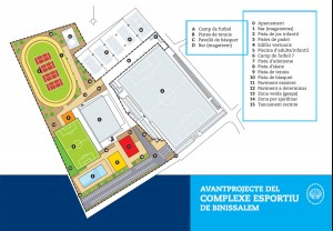 Así serán las nuevas instalaciones del Binissalem