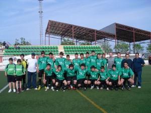 El Petra campeón de Liga asciende a 1ª Regional
