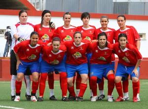 El Collerense en la elite del fútbol femenino en España
