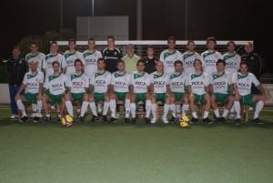 Son Oliva campeón de Liga 2ª Regional