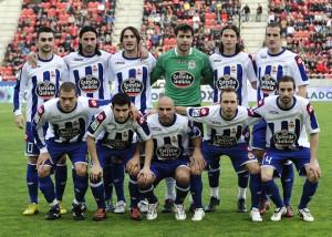 Unos 250 aficionados acompañaran al equipo a La Coruña