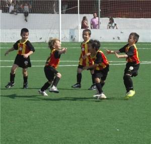 Campus de verano del sporting Ciutat de Palma