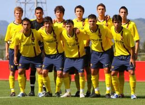 El FC. Barcelona jugará con el Valencia