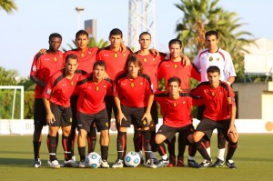 El Mallorca B tercero entre los filiales