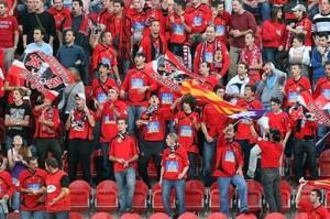 Vistete de Rojo en el Mallorca - Madrid del miércoles