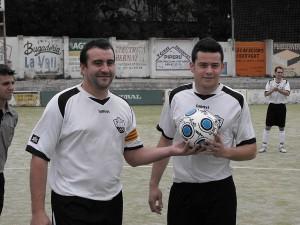 Tito y Marc Tovar