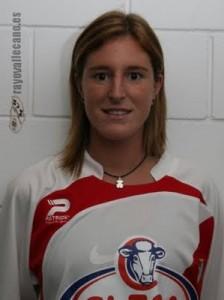 Adriana Martín Santamaria, máxima goleadora continental
