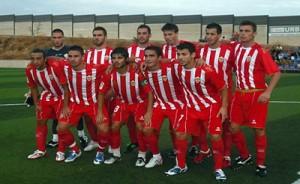 El Almeria B rival de la Peña Deportiva