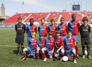 FC Barcelona en Brunete