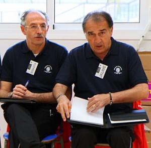 Sebastá Nadal y Jaime Sastre