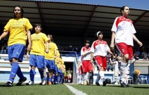 Finalistas del Campeonato Femenino sub-18 de selecciones autonómicas.