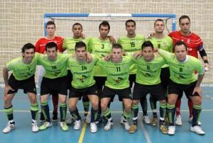 Ultimo partido del Fisiomedia antes del play-off de ascenso a División de Honor