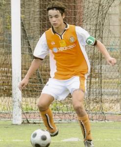 Kevin Espino nuevo jugador del Mallorca