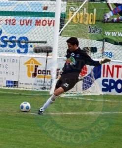 Moso renueva con el Sporting. Foto Sportingmahones.com