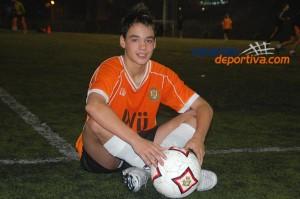 Kevin Espino ficha por el Mallorca