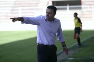 Salmeron entrenador del Almeria B