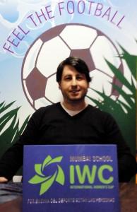Xavi Rieiro presidente de la IWC