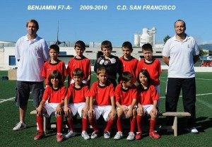 El San Francisco Campeon Palma F7