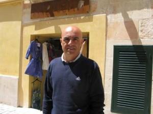 Brau. El fisioterapeuta tiene en Ciutadella su lugar ideal para recargar las pilas para la temporada - Rubén Pérez Atienza