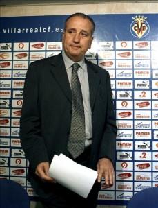 Fernando Roig.Foto de archivo