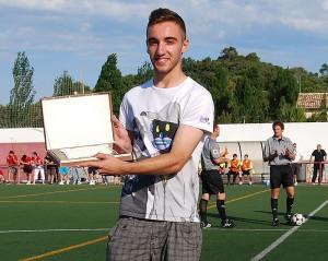 Sergi Darder subcampeón de Europa con la Española