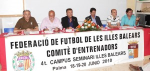 Comité honorifico del Campus Seminario