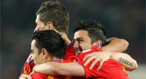 Chile, se enfrenta, lleno de confianza, a una España recuperada del varapalo inicial contra Suiza