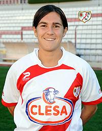 Melisa Nicolau, internacional jugadora del Rayo Vallecano será una de los invitados