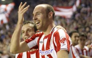 Toquero ha destacado en el Athletic.  EFE