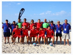 Selección Balear de Fútbol Playa