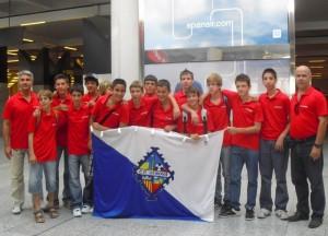 El Genova subcampeón
